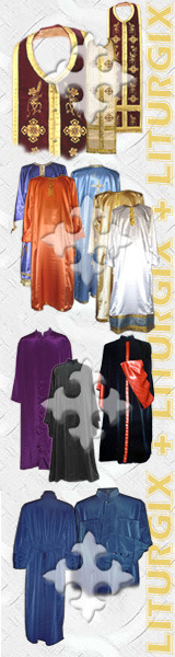 Explore The Collection of Under- and Outer- Cassocks @ Liturgix