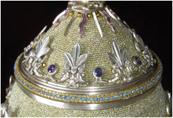 Decorations of The Tiara Made by Liturgix